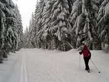 Po státní hranici směrem do Klingenthalu