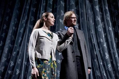 Heda Gablerová v pražském Švandově divadle - Eva Leimbergerová, Martin Pechlát j.h.