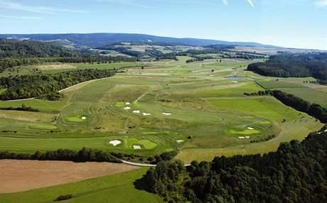 Golf-Club Bayreuth, sídlo projektu GolfProSim