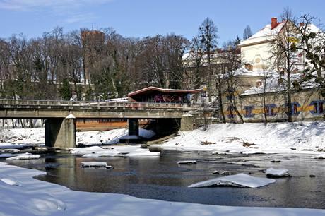 Most Přátelství v Těšíně