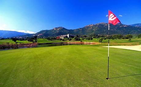 Golf na Sardinii