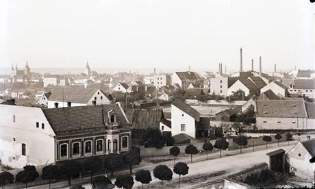 Křížova vila v Žatci