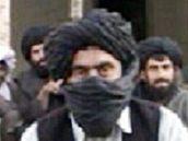 Horký kandidát na post faktického šéfa Talibanu Abdul Zákir