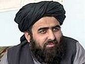 Šéf mediálního křídla Talibanu Amír Chán Muttakí
