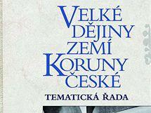 Velké dějiny zemí koruny české - Architektura - obálka