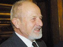 Zdeněk Jičínský a Jiří Gruša (2002)