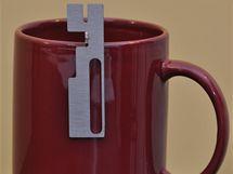 Tealock v nerezovém provedení.