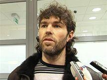Jaromír Jágr se vrátil z olympiády.