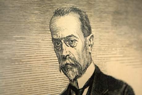 T. G. Masaryk na obraze Maxe Švabinského