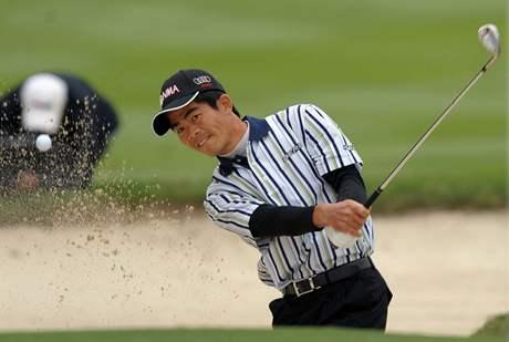 Liang Wen-čchung, nejlepší čínský golfista.