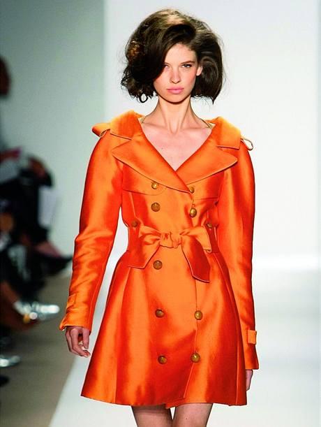 Jarní kabáty.