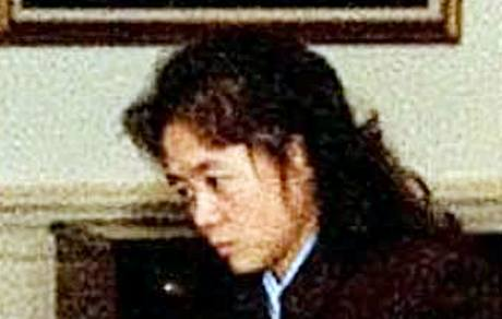 Kim Ok, manželka a osobní sekretářka severokorejského vůdce Kim Čong-ila.
