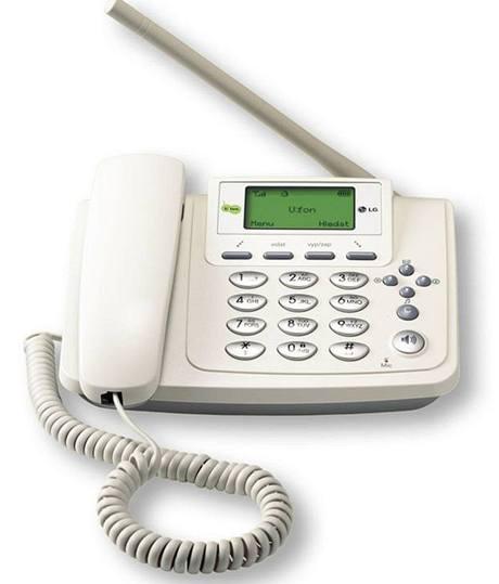 U:fon - telefony pro pevnou linku LG