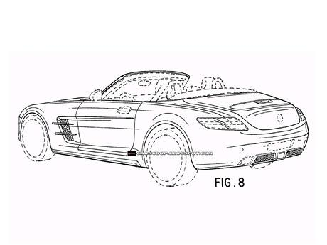 Mercedes-Benz AMG SLS Roadster