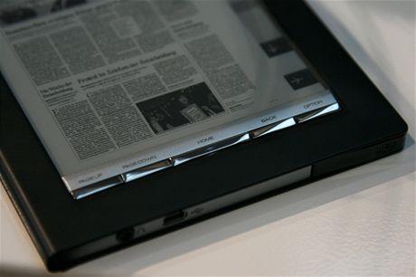 eBook reader Trekstor - čtečka elektronických knih