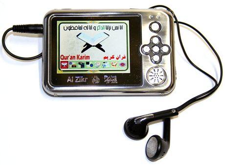MP3 Korán přehrávač ZikrOnline