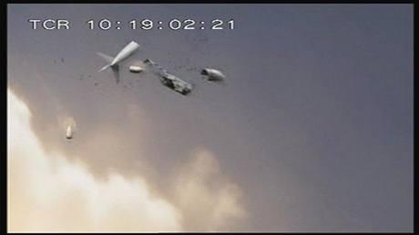 Letecké katastrofy - Tajemná srážka