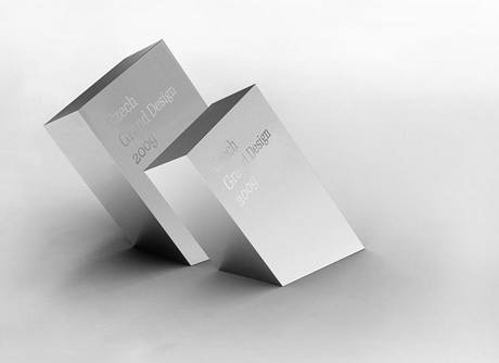 Letošní cenu pro Designéra roku vytvořil Jan Čtvrtník, loňský vítěz