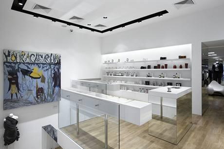 Obchod roku: Simple concept store