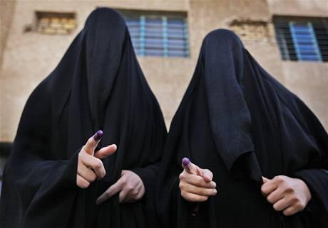 Volby v Iráku ukáží, jak je země stabilizovaná (7. března 2010)