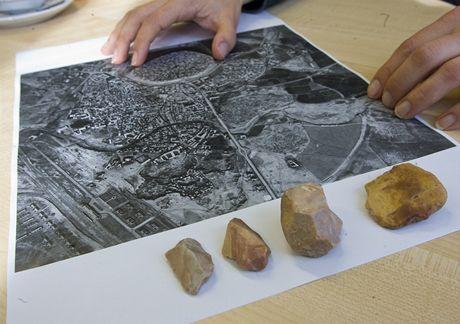 Kamenné pazourky jsou staré kolem 150 tisíc let.