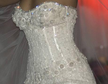 Nejdražší svatební šaty světa v hodnotě 12 mil. dolarů navrhla Renée Straussová