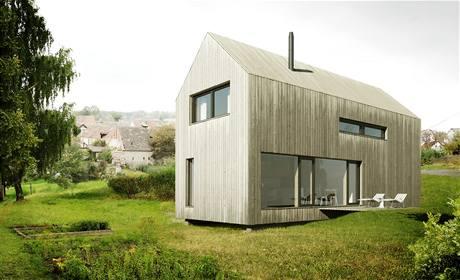Soutěž Dřevěný dům
