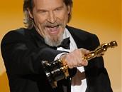 Oscar 2010 - Jeff Bridges, nejlepší herec v hlavní kategorii (Crazy Heart)