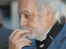 Režisér Miguel Littin z Chile na brněnském festivalu Cinema Mundi