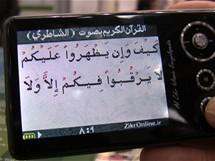 elektronický Korán