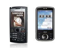 Samsung SGH-i780 a ASUS P320: přibližně stejně stará ale výkonnostně naprosto odlišná Windows Mobile zařízení