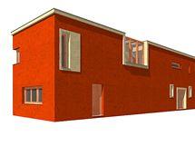 3D model domu