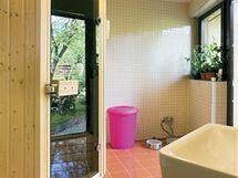 Vybavení a dispozici koupelny navrhovali architekti