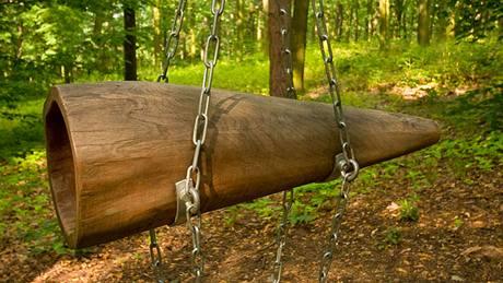Netradiční lesní hudební nástroje