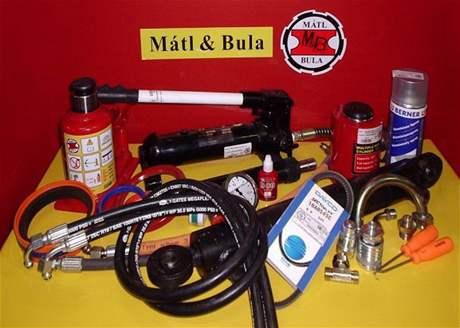 Hydraulika - Mátl a Bula