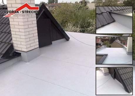 Dvořák střechy II.