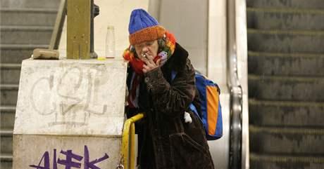Sčítání bezdomovců v Brně