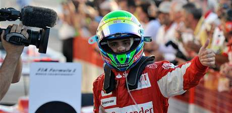 Felipe Massa po Velké ceně Bahrajnu