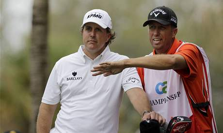 Phil Mickelson, CA Championship