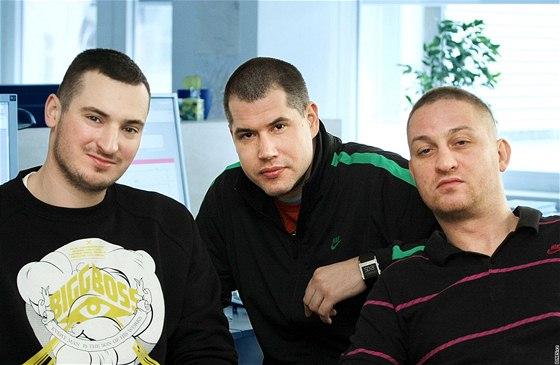 PSH při on-line rozhovoru se čtenáři iDNES.cz