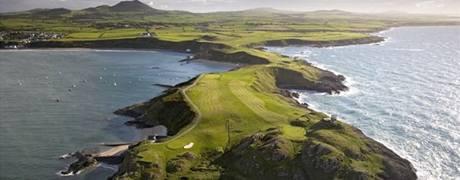 Golf ve Walesu.