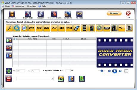 Quick Media Converter HD