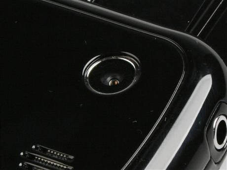 Recenze Samsung B3410 detail