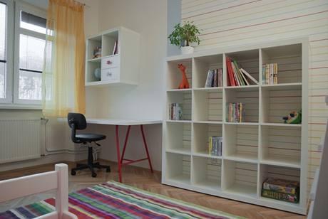 """Nábytek zvolili designéři nakový, aby mohl s dětmi """"růst"""" dlouhá léta"""