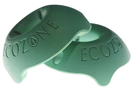 WC blok Magnoloo z jakostní nerezové oceli při kontaktu s vodou a vzduchem neutralizuje nepříjemné pachy