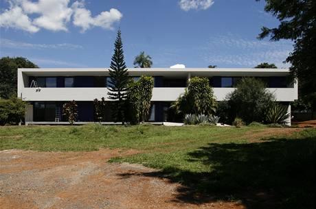 České velvyslanectví v Brazílii prošlo rekonstrukcí