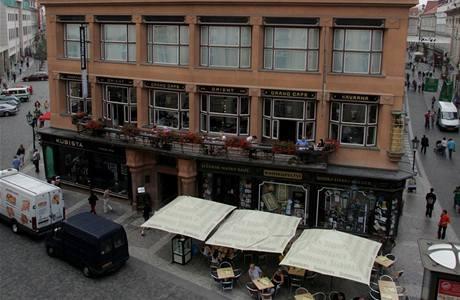 Dům u Černé Matky Boží v Celetné ulici v Praze 1