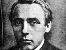 Velemir Chlebnikov v roce 1913