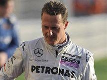 Michael Schumacher po Velké ceně Bahrajnu