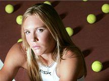 Tenistka Nicole Vaidišová.